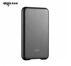 爱国者(aigo)250G USB 3.1 移动硬盘 固态(PSSD) S7