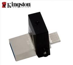 金士顿安卓OTG 手机U盘64g DTDUO3高速USB3.0手机电脑两用双插头