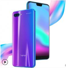 华为honor/荣耀 荣耀10全网通智能拍照全面屏AI手机 紫色 6+128G 荣耀10 全网通