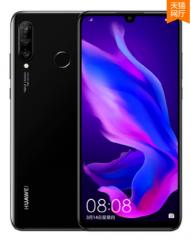 Huawei/华为 nova 4e全面屏水滴屏 黑色 4+128G NOVA 4E 全网通