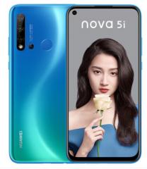 Huawei/华为 nova 5i手机 烟雨蓝 6+128G 5i 全网通