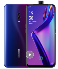 OPPO K3 高通骁龙710 升降摄像头 VOOC闪充 紫色 6+64G K3 全网通