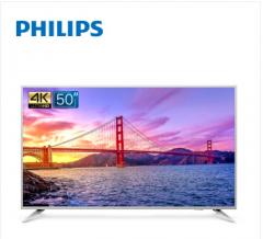 飞利浦 (PHILIPS)50PUF7593/T3 50英寸 4K LED智能电视