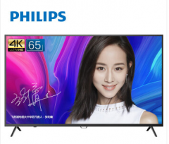 飞利浦(PHILIPS)65PUF6023/T3 4K超高清 HDR 智能网络WIFI液晶平板电视机