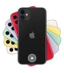 Apple 苹果 iPhone 11 紫色 128G 11 全网通