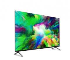 飞利浦 50PUF7565/T3 50英寸4K全面屏护眼智能语音液晶网络电视机3+16G