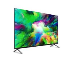 飞利浦 75英寸75PUF7565  4K全面屏 3G+16G 智能语音液晶网络电视机