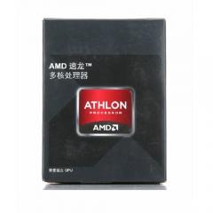 AMD 速龙II X4 860KFM2+/3.7GHz/4M/95W盒装正品 CPU