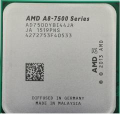 AMD A8   7680(散片)核显FM2+ 四核(需要刷主板BIOS)