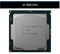 英特尔(Intel)酷睿四核I5-7500(散片)CPU处理器