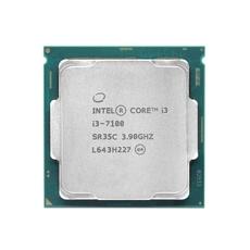 Intel/英特尔 I3 7100 CPU( 散片) 第七代双核四线程 3.9GHz 替6100