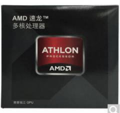 AMD APU系列 速龙系列 X4 845 四核 FM2+接口 盒装CPU处理器