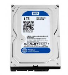 西部数据(WD)蓝盘 1TB SATA6Gb/s 7200转64M 台式机硬盘