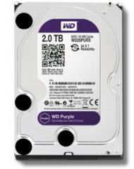 西部数据/WD 西数紫盘 2TB监控DVR录相机2T台式机电脑硬盘WD20PURX