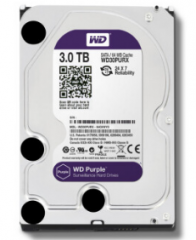 WD 紫盘 3TB 西数监控台式机DVR录相机3T械硬盘WD30PURX