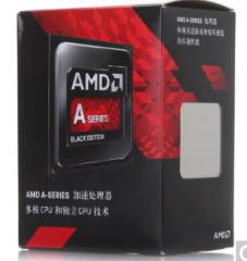 AMD APU系列 A6-7400K 双核 R5核显 FM2+接口 盒装CPU处理器