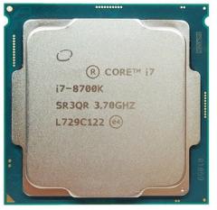 I7-8700K 3.70GHz LGA1151  散片CPU
