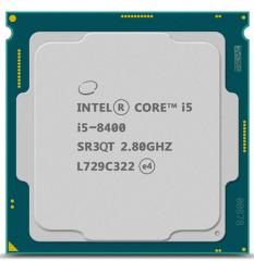 英特尔(Intel) 酷睿8代(散片)CPU处理器 i5 8400 六核 主频2.8GHz