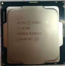 英特尔(Intel) i7 8700 酷睿六核 散片CPU处理器