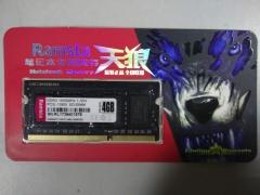 瑞势内存笔记本4GBDDR31600