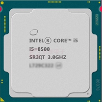 Intel/英特尔 I5 8500 CPU 散片 第八代 3.0GHz  1151针