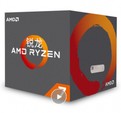 AMD锐龙Ryzen7  R7 3800X主频3.9/4.5 105W 八核