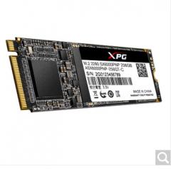 威刚(ADATA) SX6000系列 M.2接口(NVMe协议) 固态硬盘 256G