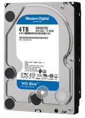 西部数据(WD)蓝盘 4TB SATA6Gb/s 64MB 台式机械硬盘