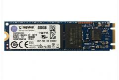 金士顿(Kingston) 480GB SSD固态硬盘 M.2接口(SATA总线)