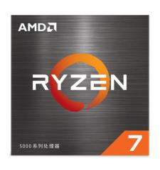 AMD 锐龙7 5800X 处理器(r7)7nm 8核16线程 3.8GHz 105W 盒装 不带扇