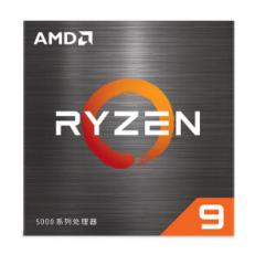 AMD 锐龙9 5900X 处理器(r9)7nm 12核24线程 3.7GHz 105W   不带扇