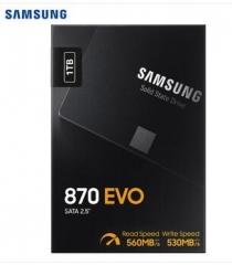 三星固态870 EVO 1TB  2.5寸