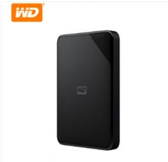 WD元素移动硬盘 4TB