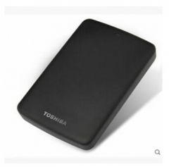 TOSHIBA/东芝 黑甲虫A2系列 移动硬盘 USB3.0  3TB 2.5寸