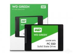 西部数据(WD) Green 120G固态硬盘  绿盘