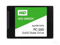 西部数据(WD) Green 240G固态硬盘 绿盘