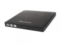 先锋DVR-XU01C 外置DVD 刻录机移动光驱 质保1年
