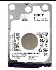 HGST/日立 HTS541010B7E610 1TB笔记本硬盘  5400转 128M 质保2年