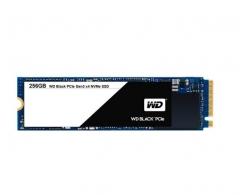 西部数据(WD) Black系列 256G M.2接口(NVMe协议) 高性能固态硬盘