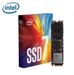 英特尔(Intel)760P系列 256G NVME M.2 2280接口 固态硬盘