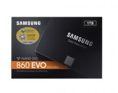 三星(SAMSUNG) 860 EVO 1T SATA3 固态硬盘