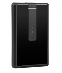 联想(Lenovo)F500 移动硬盘1TB 小巧轻薄 2.5英寸 USB3.0