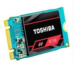 Toshiba/东芝RC100 120G NVME M.2 2242台机笔记本SSD固态硬盘