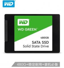 西部数据(WD) Green 480G固态硬盘 绿盘 1T