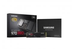 三星(SAMSUNG) 970 PRO 1T M.2 NVMe 固态硬盘