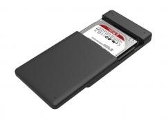 奥睿科(ORICO)2577U3 2.5英寸 USB3.0 免工具移动硬盘盒