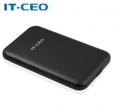 IT-CEO 2.5英寸USB3.0移动硬盘盒   黑色 IT-700
