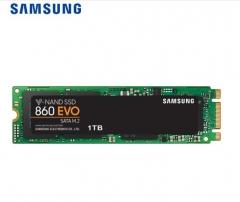 三星(SAMSUNG) 860 EVO 1T M.2 固态硬盘