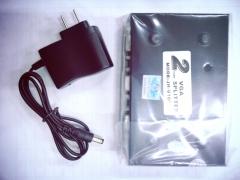 蓝海E线 VGA分配器分屏器 1804  4接口