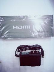 蓝海E线 HDMI分配器 102 102  2接口